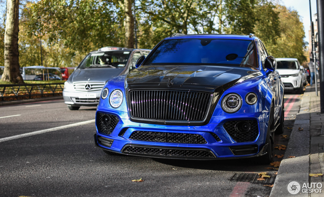 bentley mansory bentayga 1 january 2018 autogespot. Black Bedroom Furniture Sets. Home Design Ideas