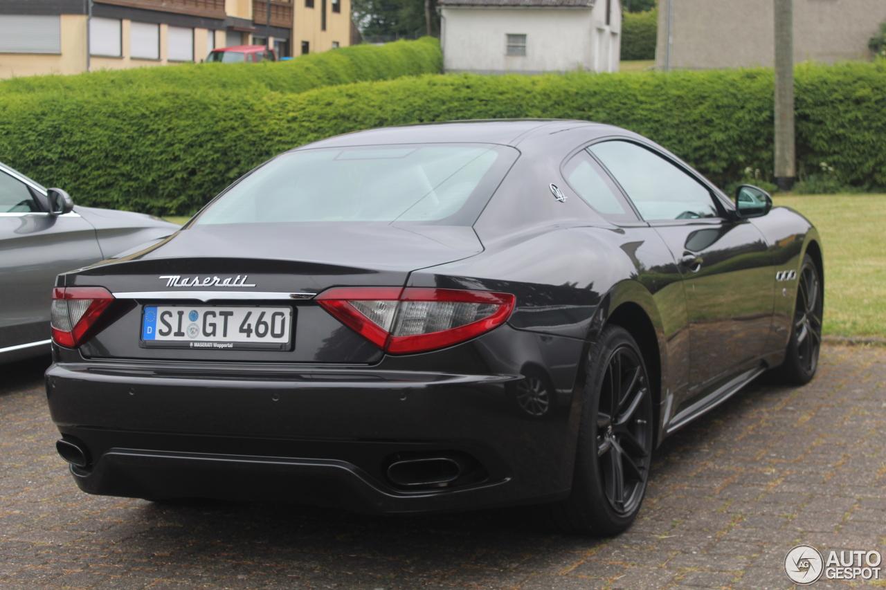 Maserati granturismo sport 1 enero 2018 autogespot for A salon aurora mo