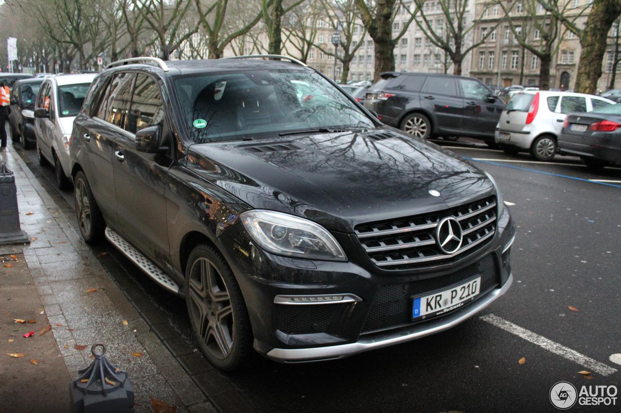 Mercedes Benz Ml 63 Amg W166 1 January 2018 Autogespot
