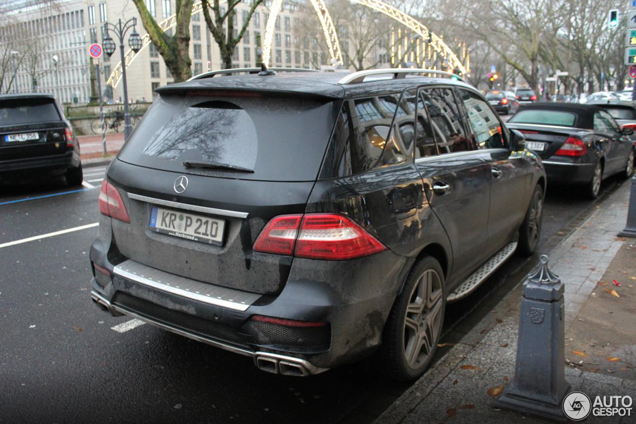Mercedes benz ml 63 amg w166 1 january 2018 autogespot for Mercedes benz ml 63
