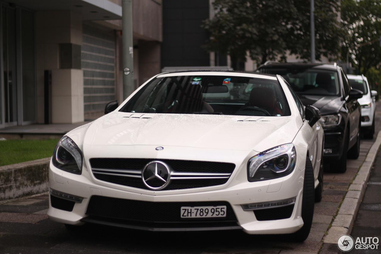 Mercedes benz sl 63 amg r231 1 january 2018 autogespot for Mercedes benz sl 2018