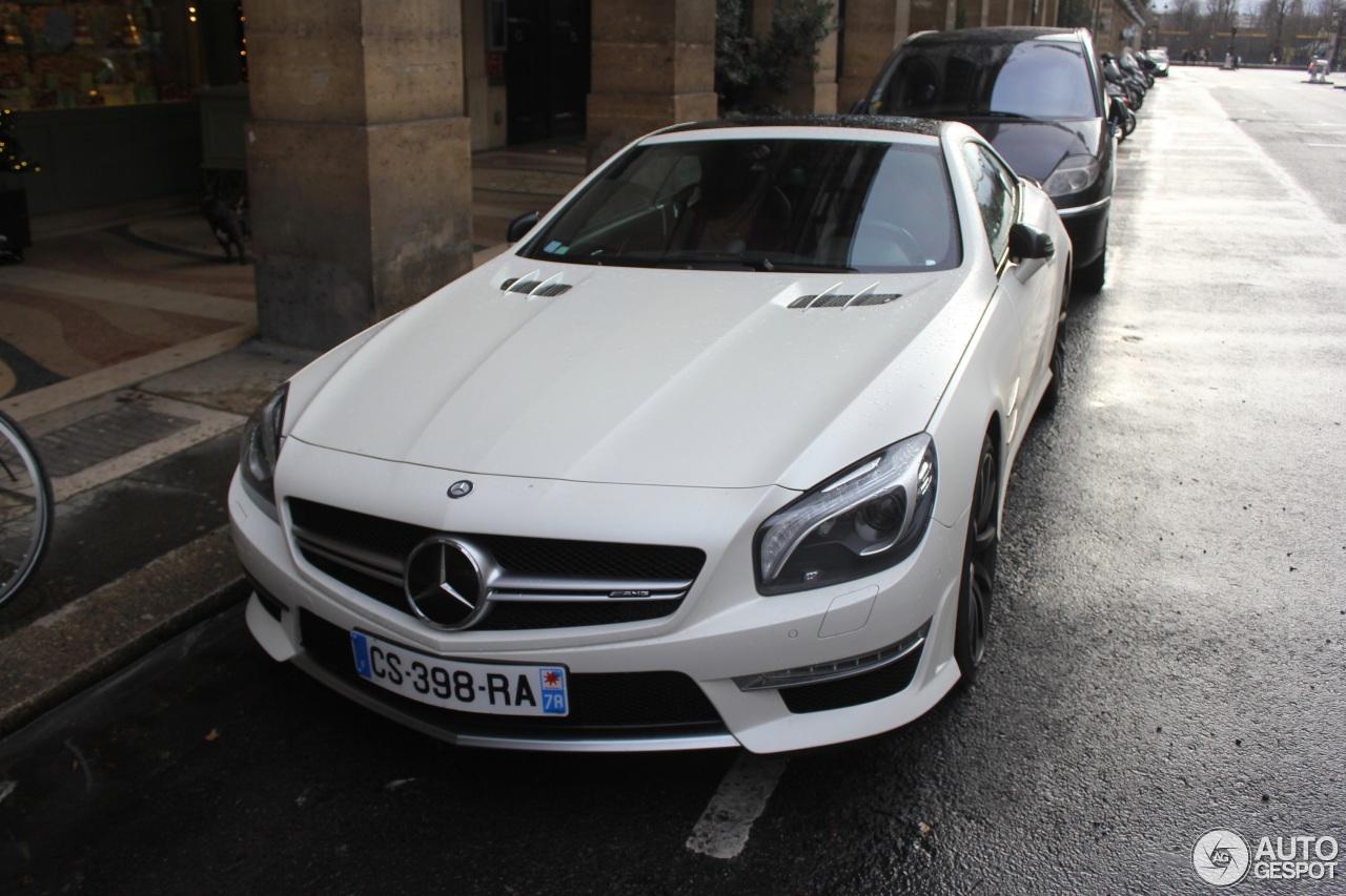 Mercedes benz sl 63 amg r231 1 januar 2018 autogespot for Mercedes benz sl 2018