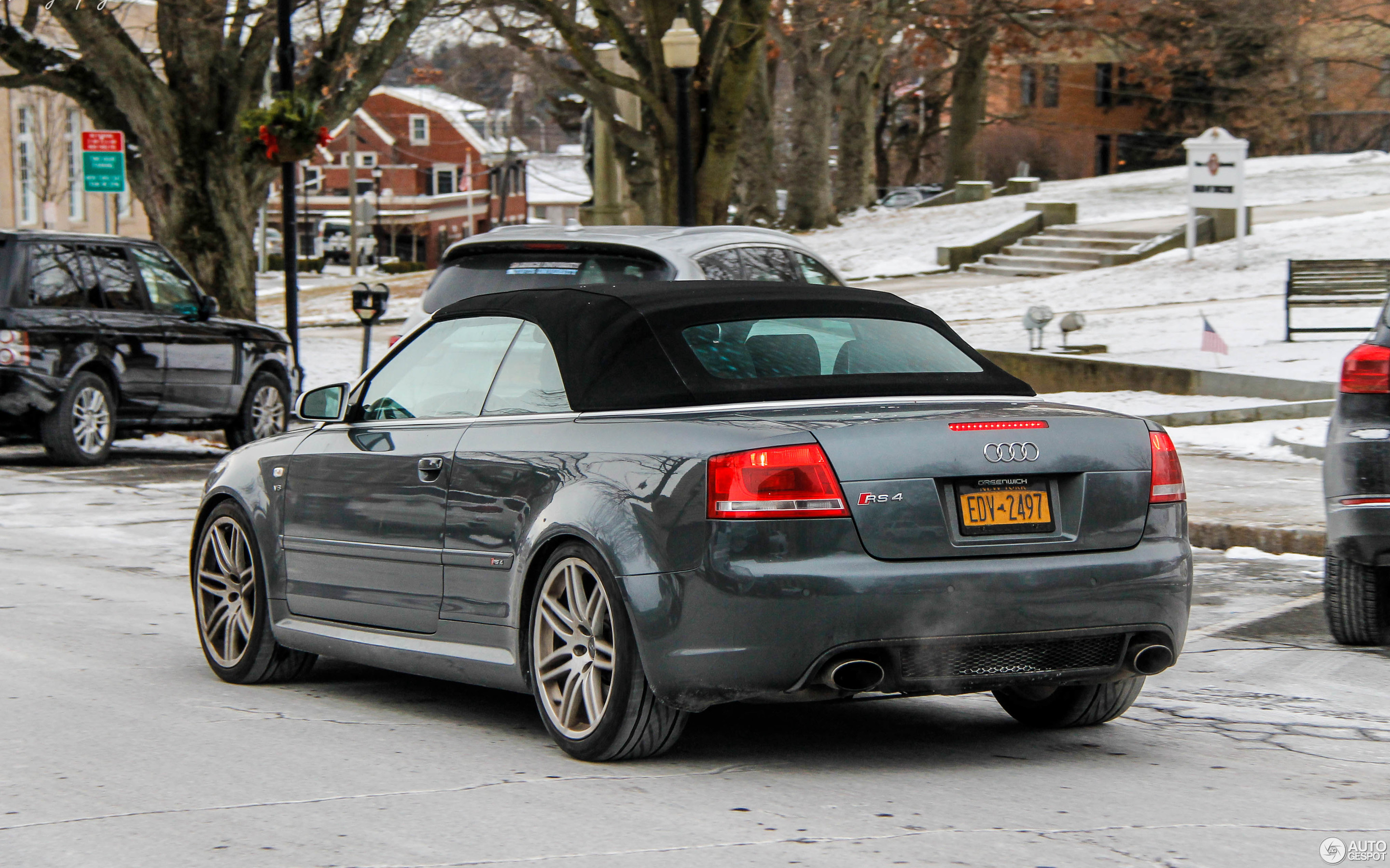 Audi RS Cabriolet January Autogespot - Audi greenwich