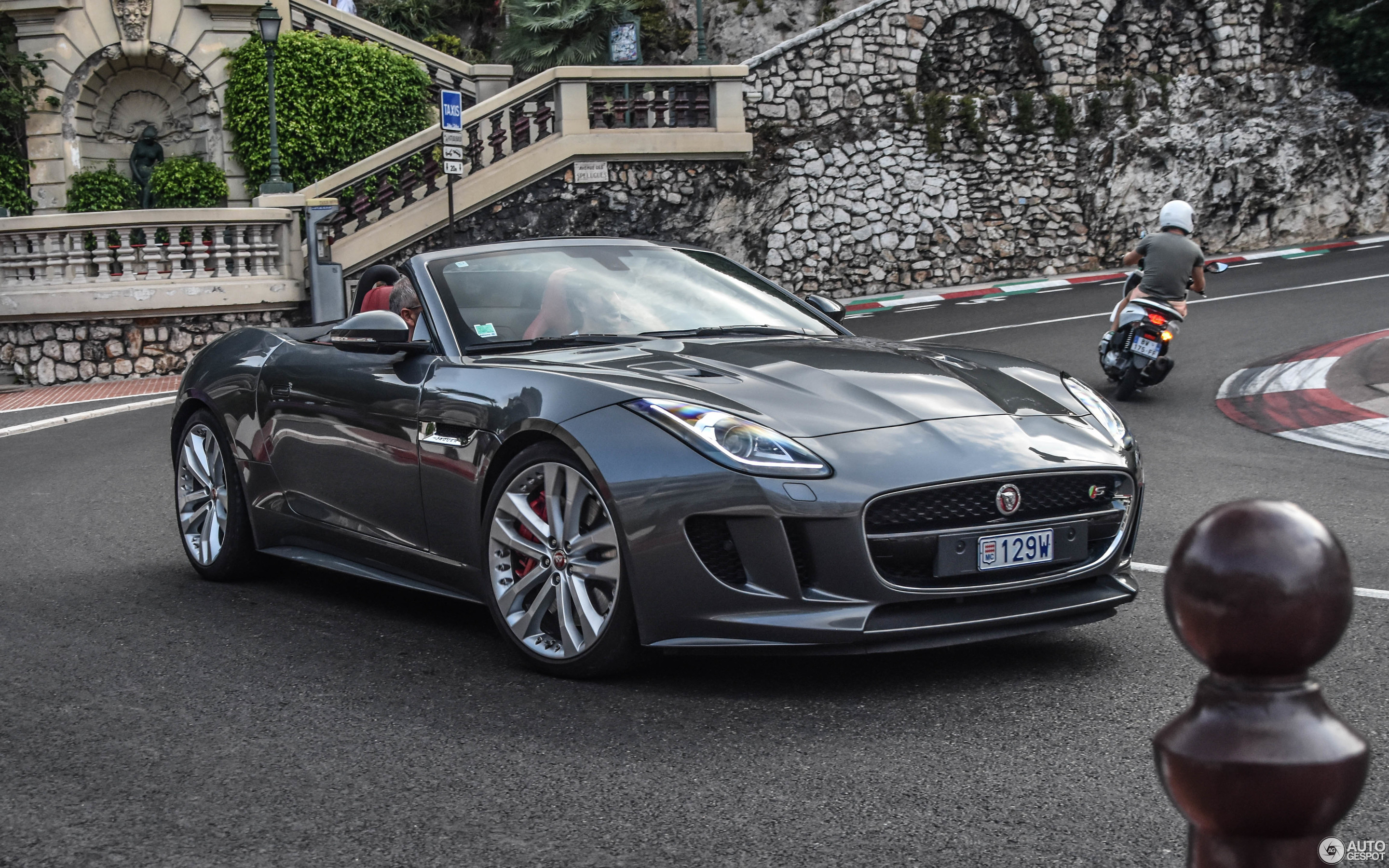 jaguar f type s awd convertible 1 janvier 2018 autogespot. Black Bedroom Furniture Sets. Home Design Ideas