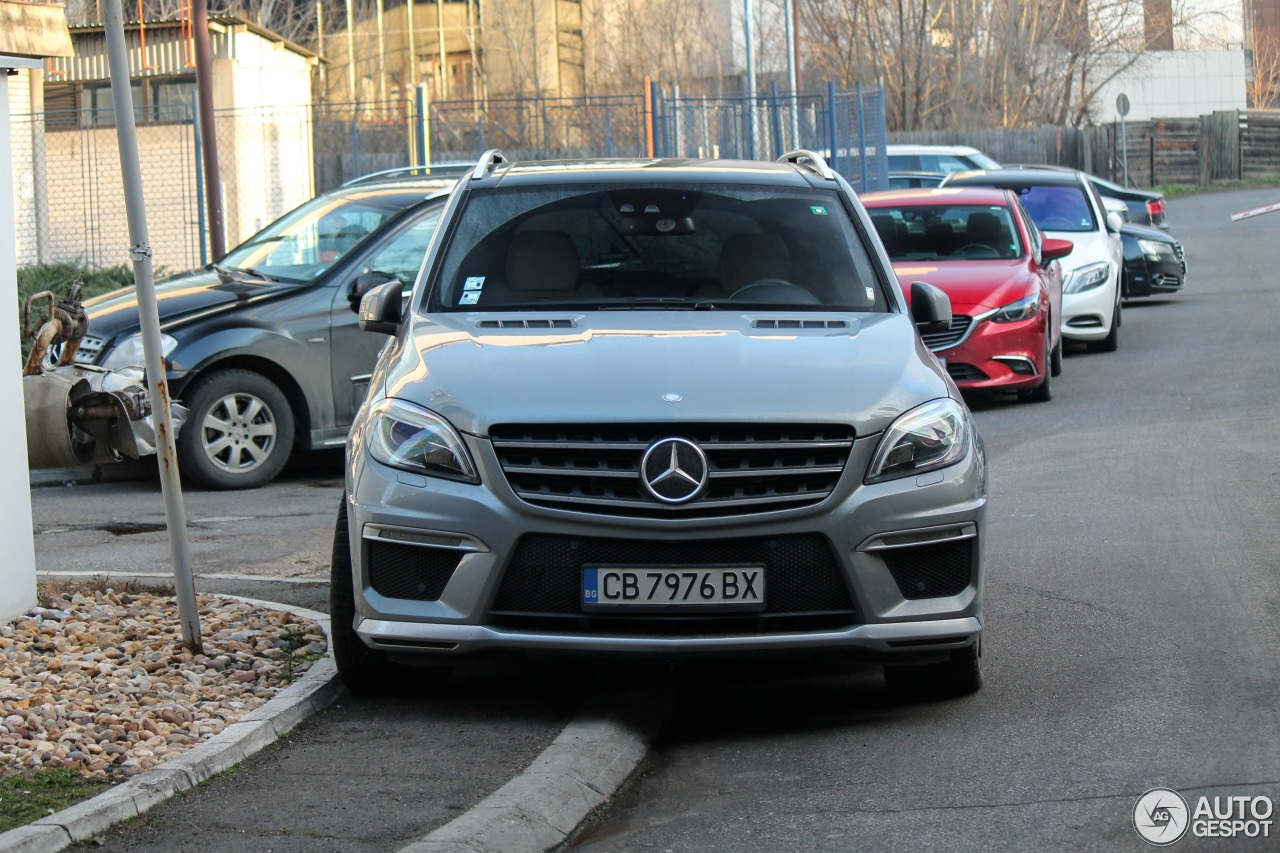 mercedes benz ml 63 amg w166 2 january 2018 autogespot