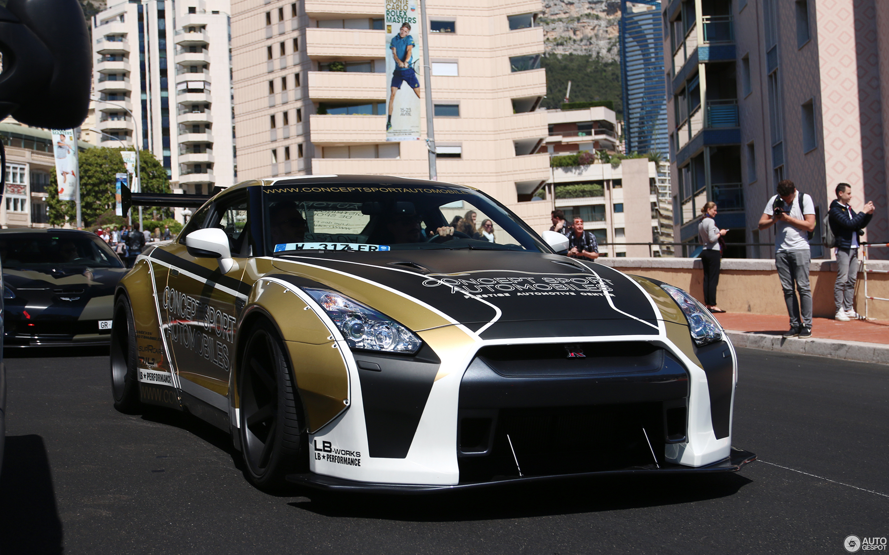 nissan gt r liberty walk widebody 2 january 2018 autogespot. Black Bedroom Furniture Sets. Home Design Ideas