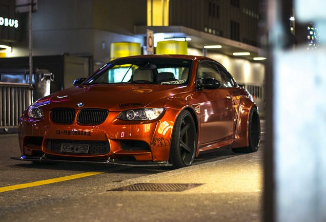 BMW Liberty Walk M3 E93 Cabriolet