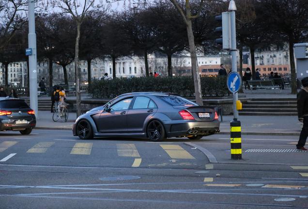 Mercedes-Benz Prior Design S 63 AMG W221