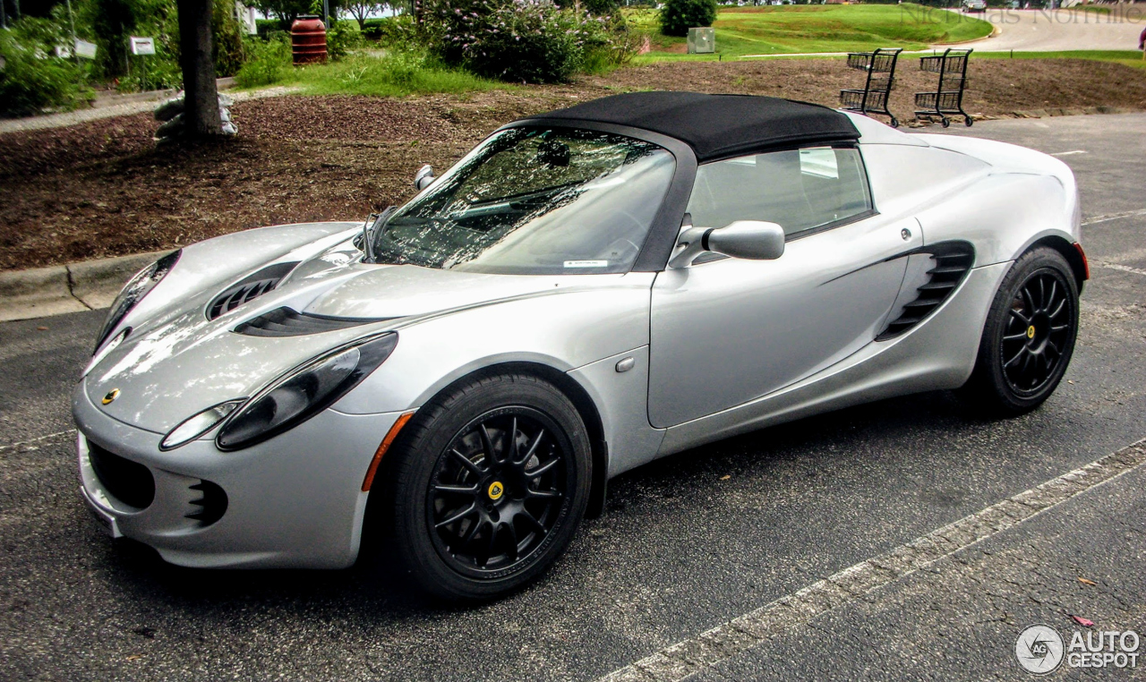 lotus elise s2 111r federal elise 3 stycze 2018 autogespot. Black Bedroom Furniture Sets. Home Design Ideas