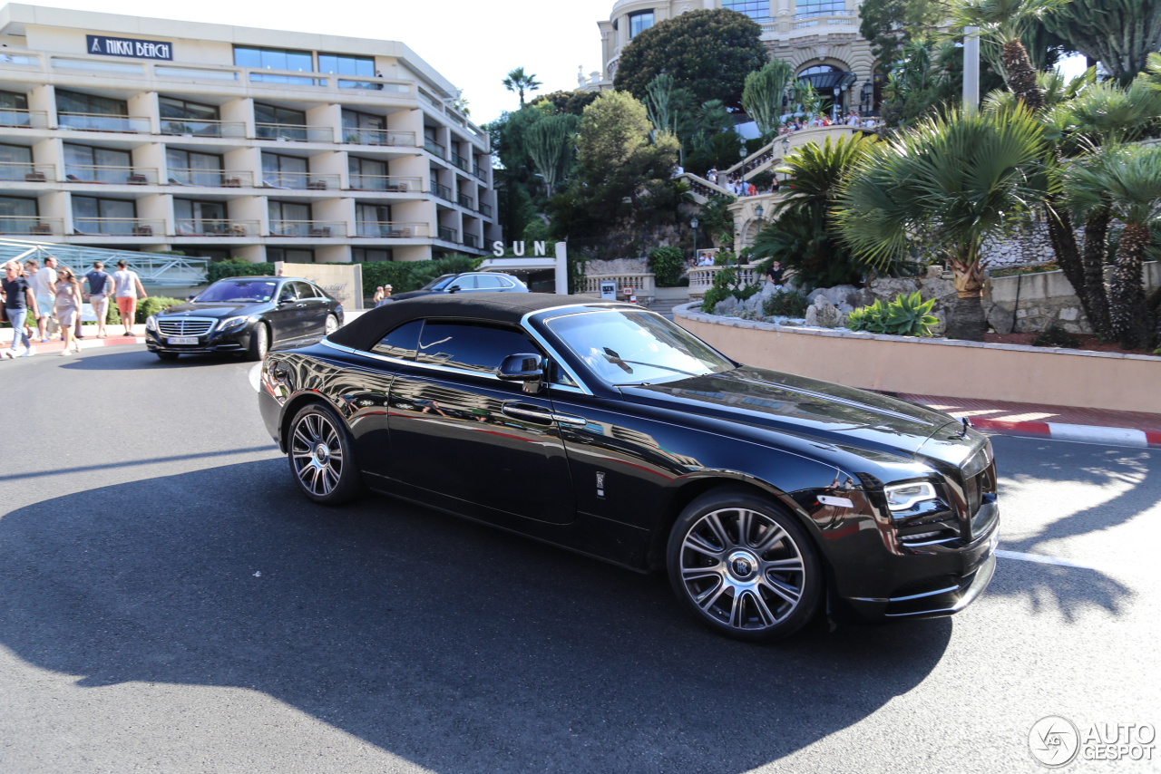 rolls royce dawn 3 january 2018 autogespot. Black Bedroom Furniture Sets. Home Design Ideas