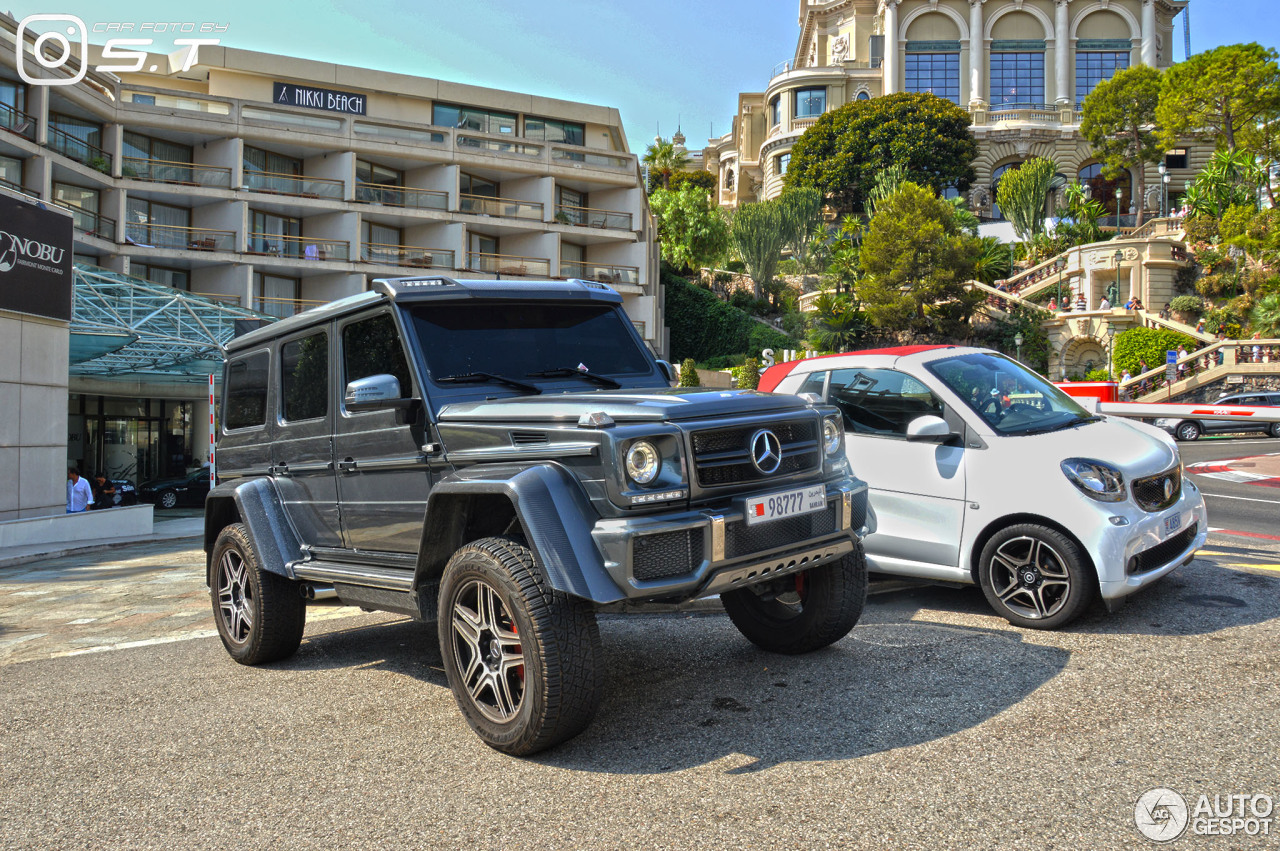 Mercedes benz g 500 4x4 4 january 2018 autogespot for Mercedes benz g 500