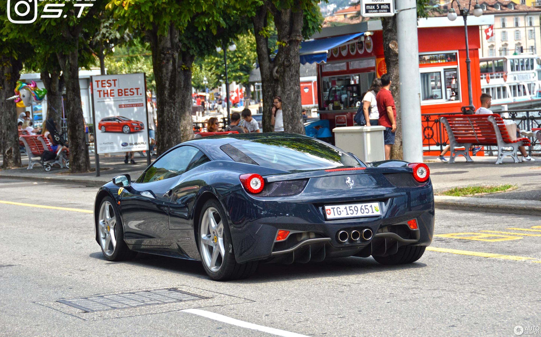 Ferrari 458 italia 4 january 2018 autogespot ferrari 458 italia freerunsca Choice Image