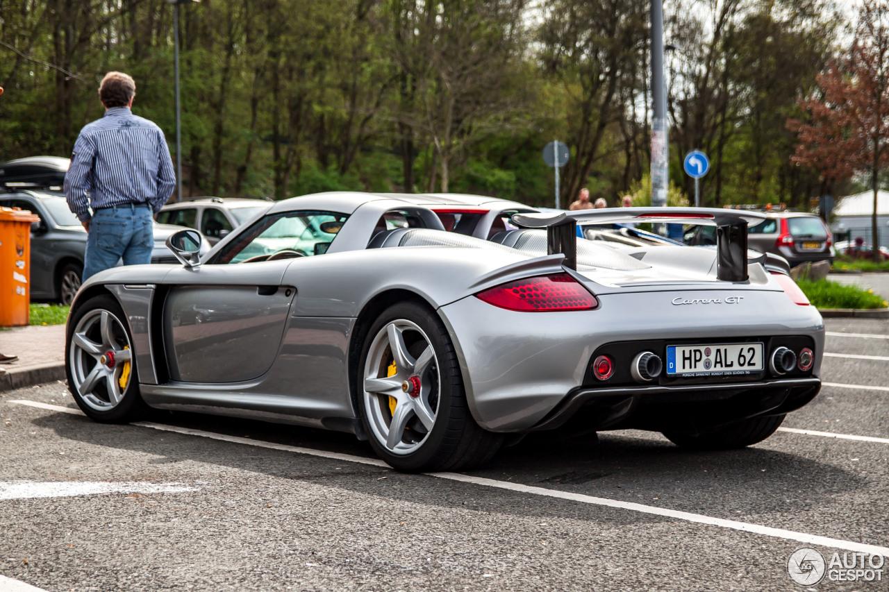 Porsche Carrera Gt 4 January 2018 Autogespot