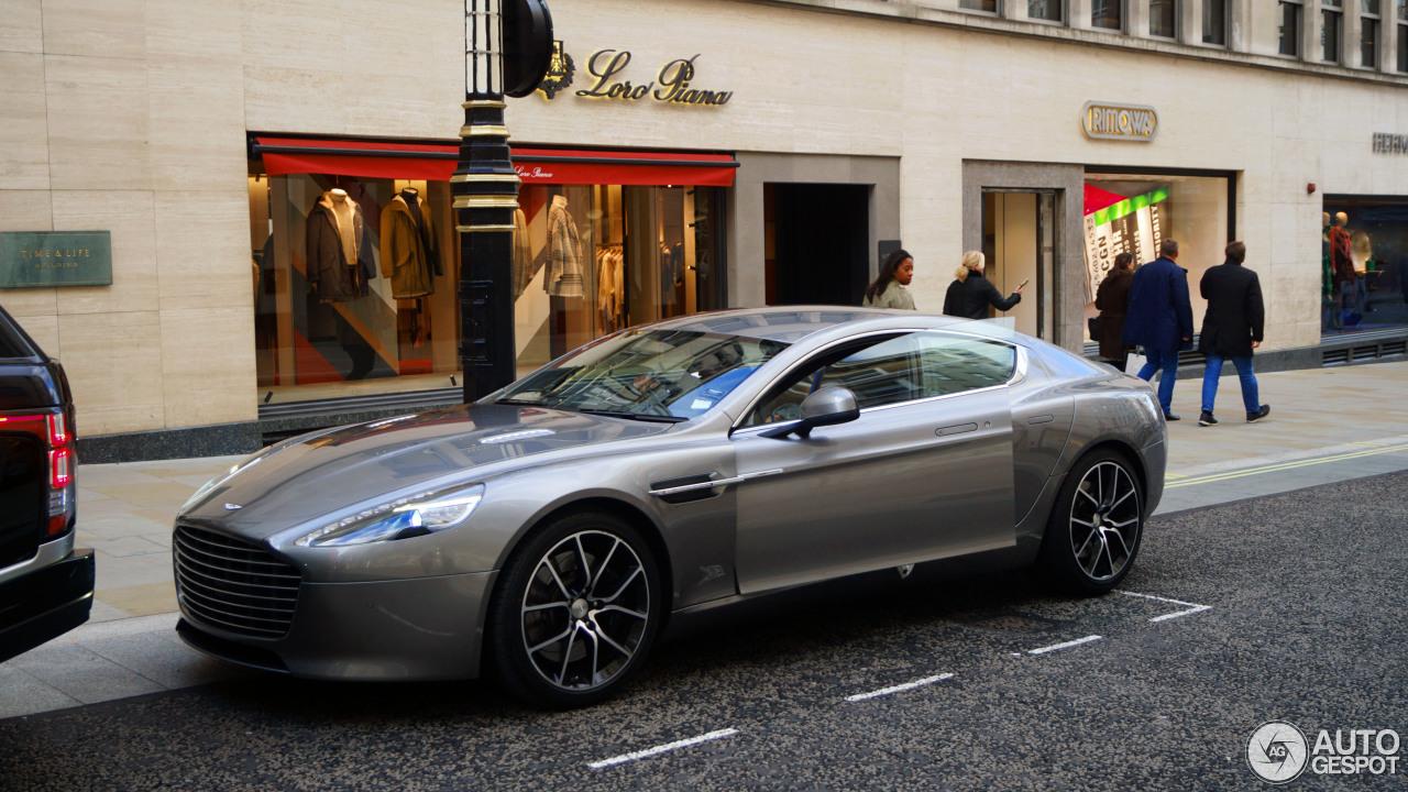 Aston Martin Rapide S 5 Januar 2018 Autogespot