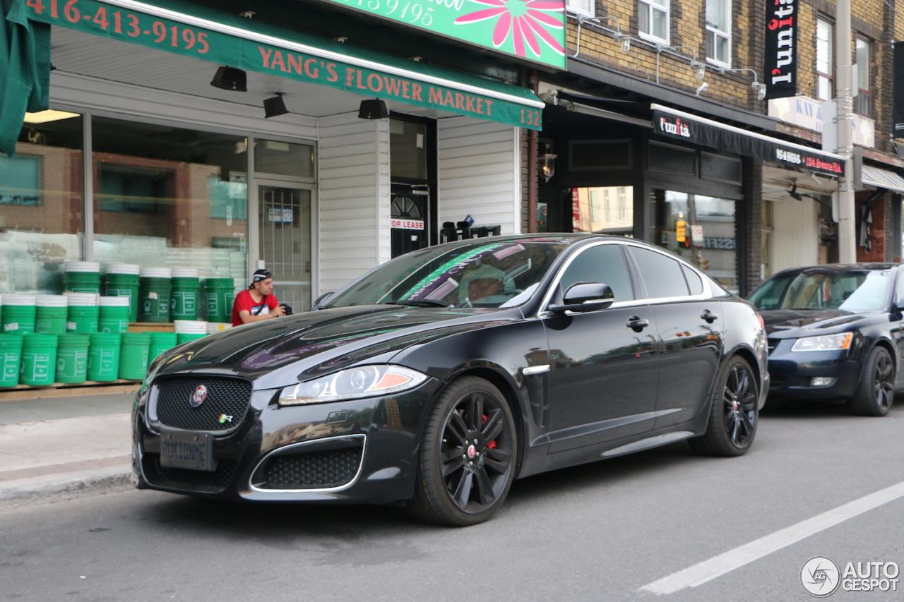 Jaguar XFR 2011 - 5 januari 2018 - Autogespot