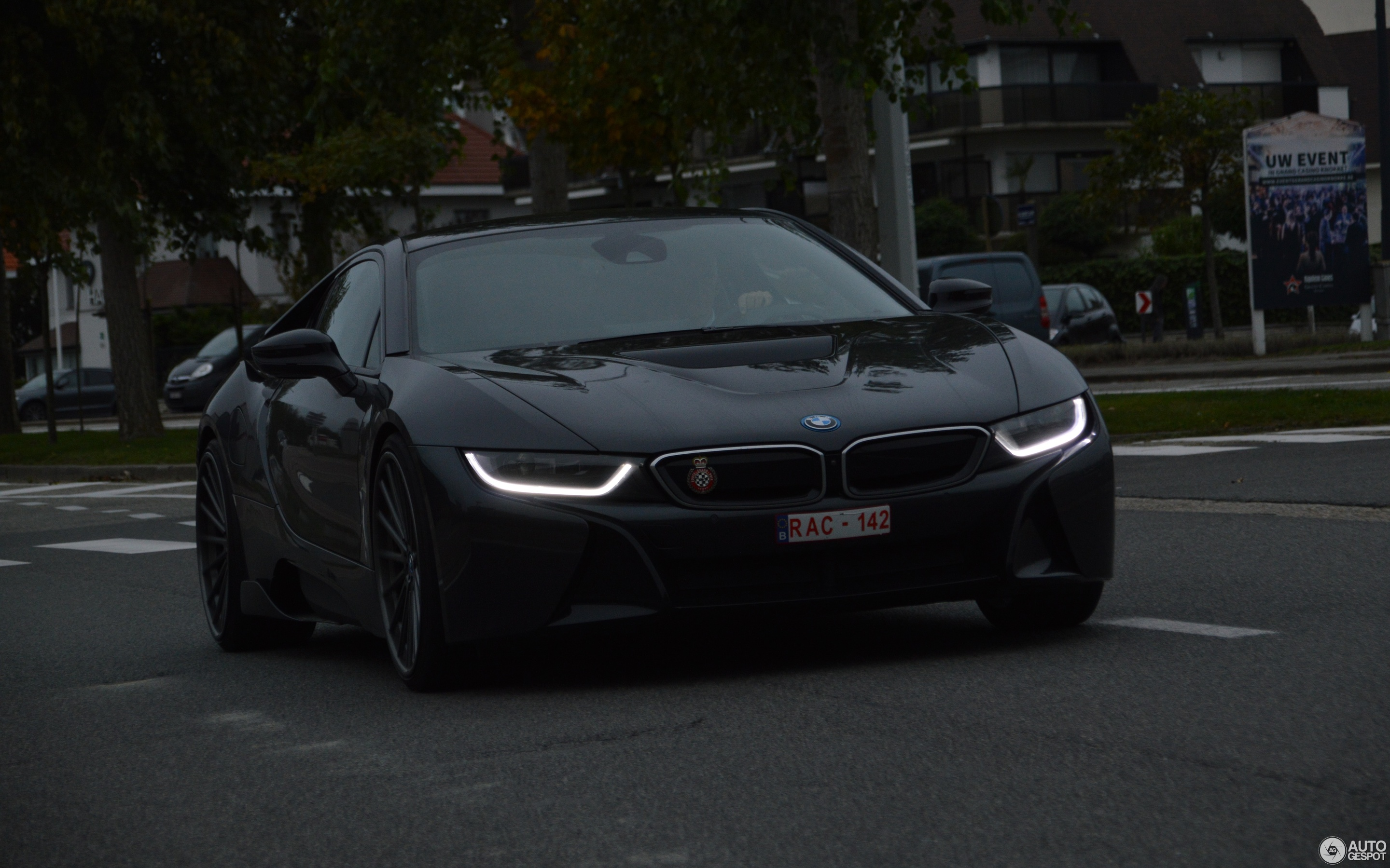 Bmw I8 5 January 2018 Autogespot