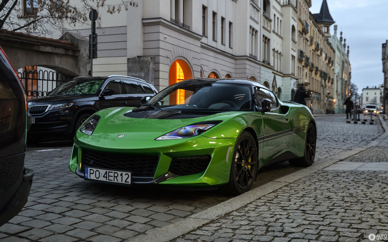Lotus Evora Sport 410 - 5 January 2018 - Autogespot