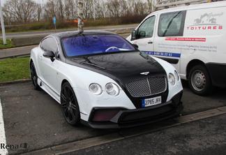 Bentley Continental GT APT Performance