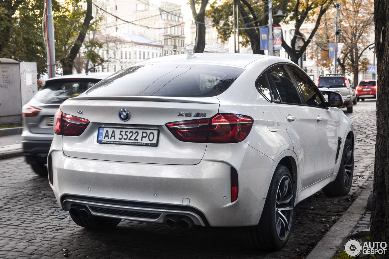 Bmw X6 M F86 6 Januari 2018 Autogespot