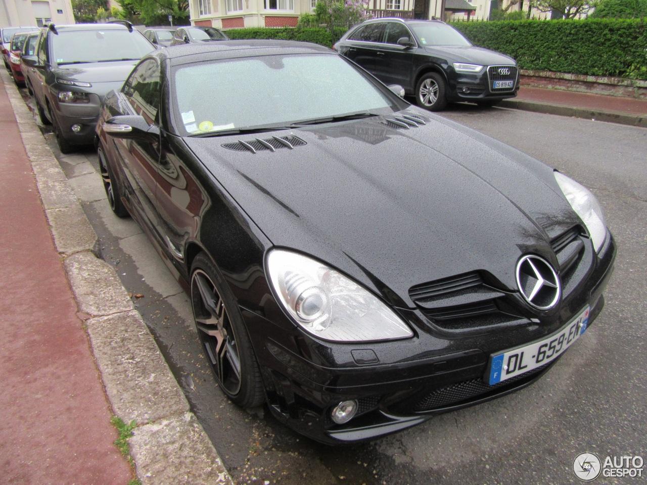 Mercedes benz slk 55 amg r171 6 january 2018 autogespot for Mercedes benz slk 2018