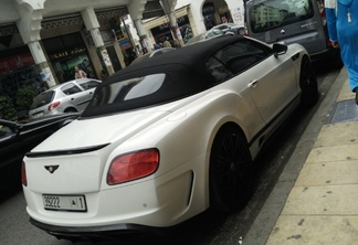 Bentley Continental GTC Mansory 2015