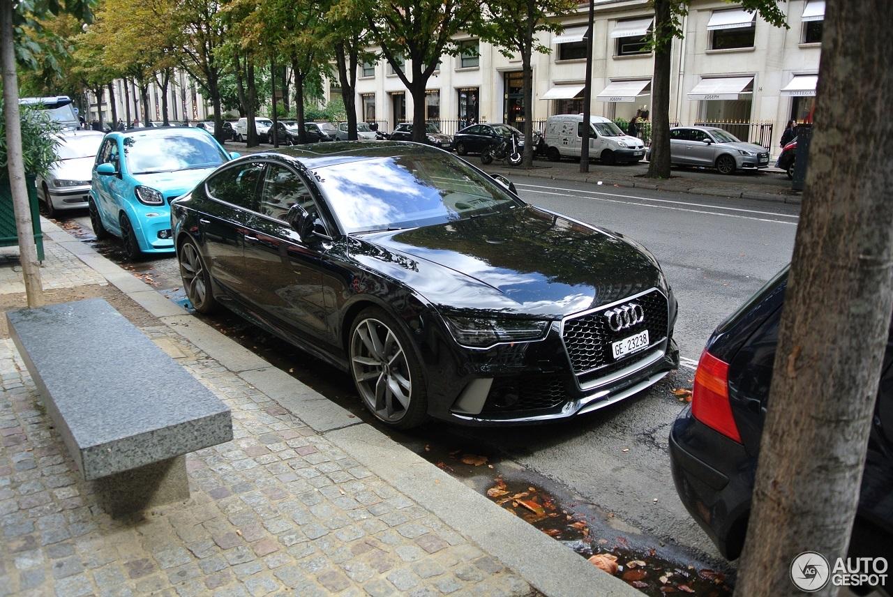 Audi Rs7 Sportback 2015 Performance 7 2018 Autogespot