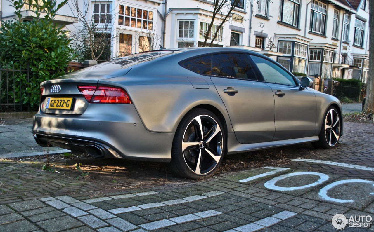 Audi Rs7 Sportback 7 January 2018 Autogespot