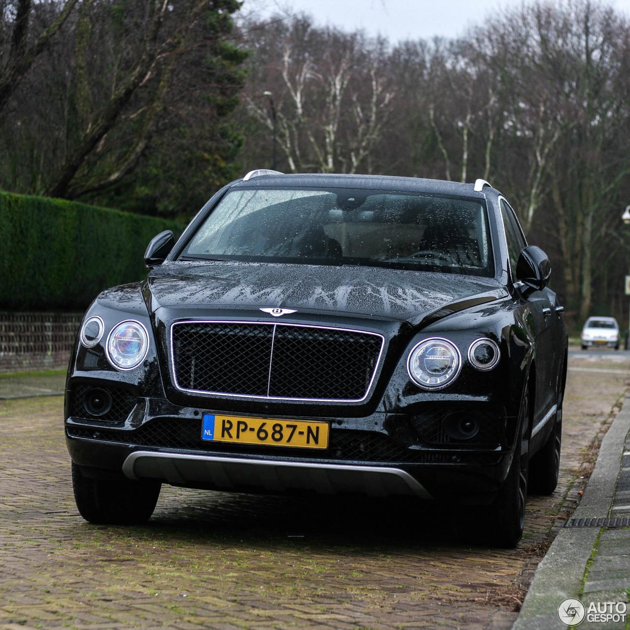 Bentley Bentayga: Bentley Bentayga Diesel