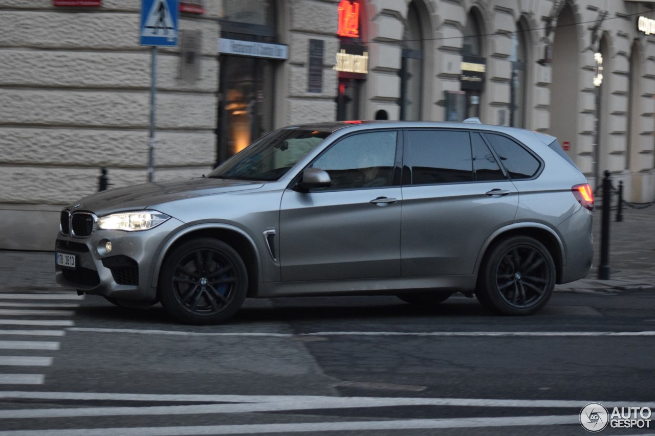Bmw X5 M F85 7 January 2018 Autogespot