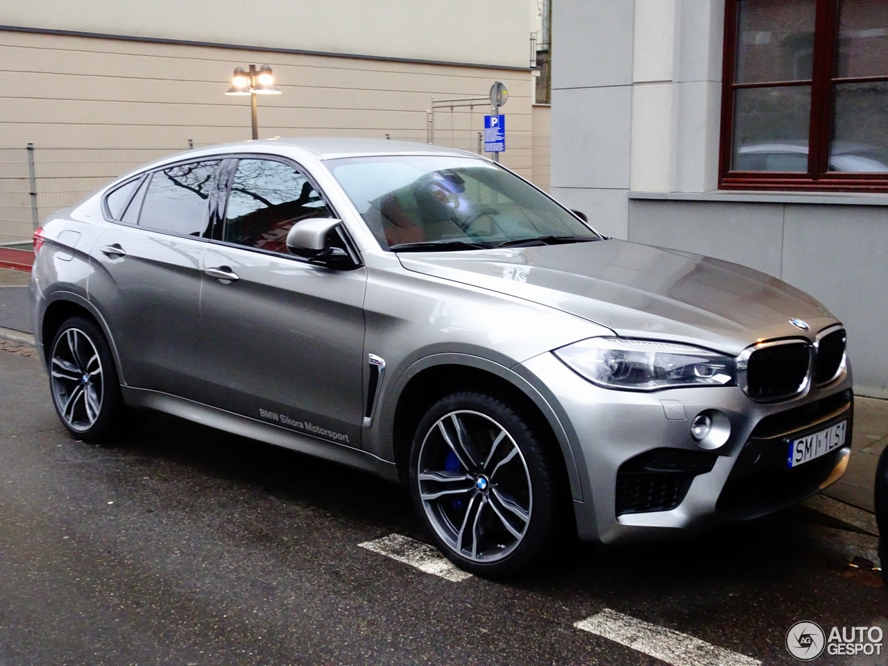 Bmw X6 M F86 7 January 2018 Autogespot