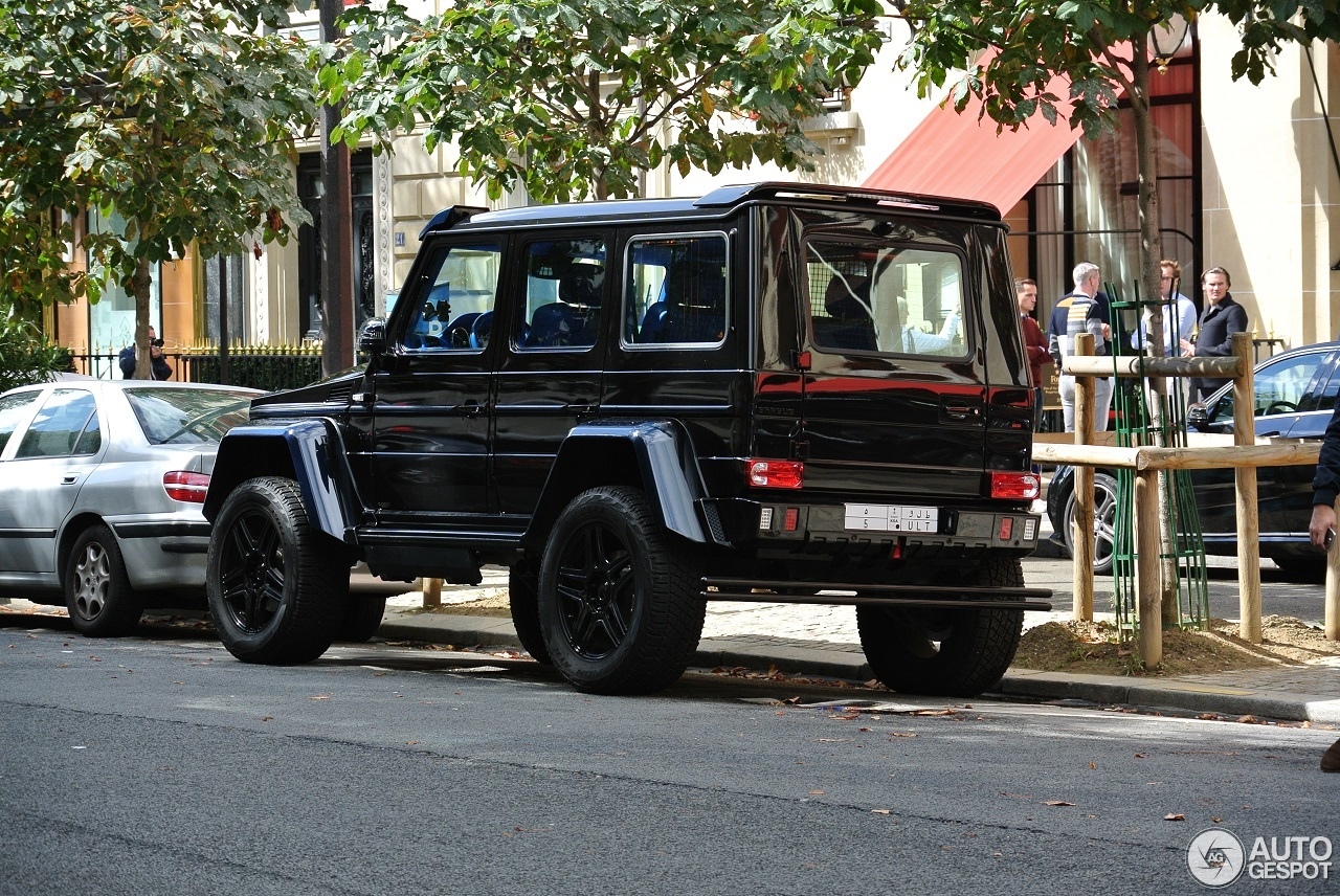 Mercedes benz brabus g 500 4x4 b40 500 7 january 2018 for Mercedes benz g 500