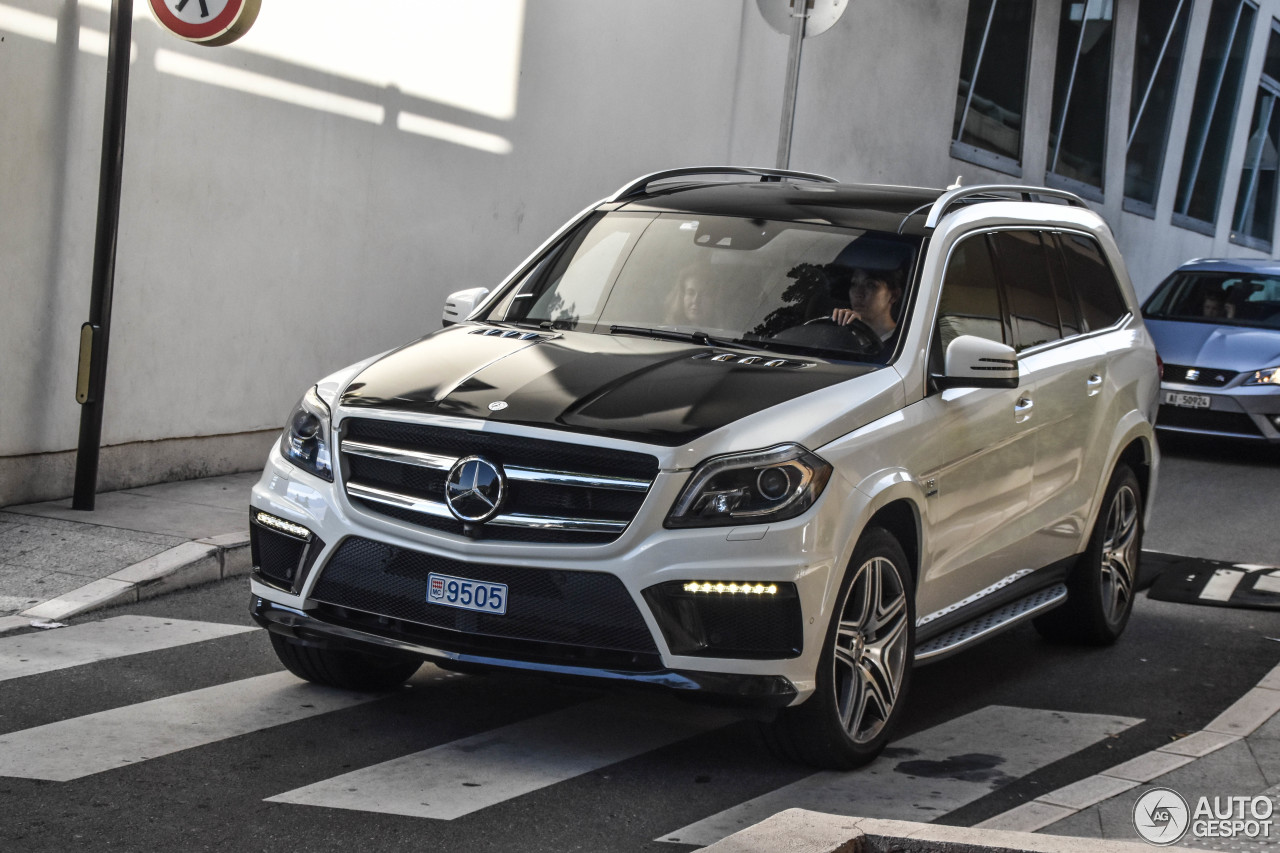 Mercedes 6X6 For Sale >> Mercedes-Benz GL 63 AMG X166 - 7 January 2018 - Autogespot