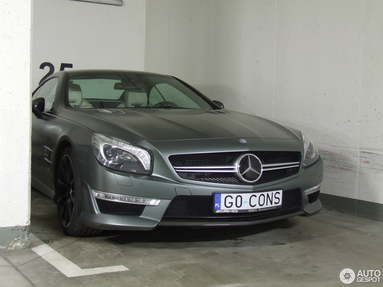 Mercedes benz sl 63 amg r231 7 stycze 2018 autogespot for Mercedes benz 07