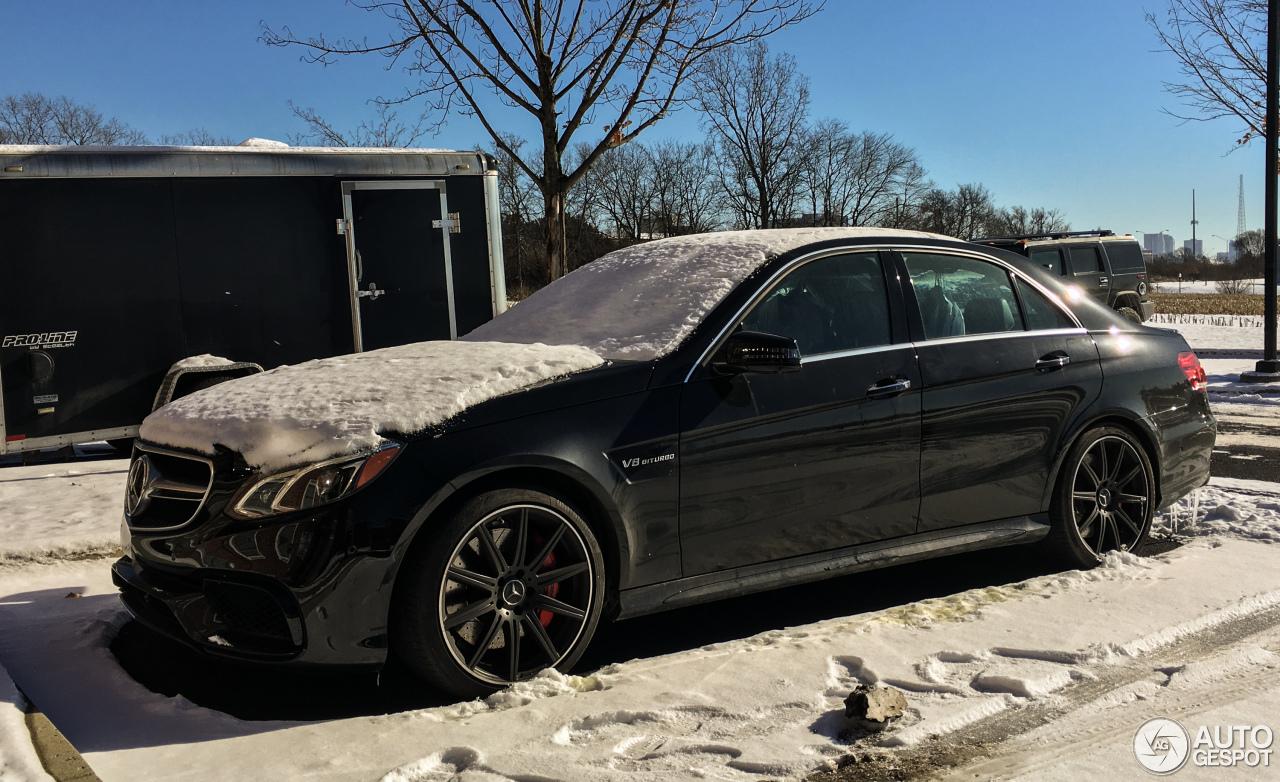 Mercedes benz e 63 amg s w212 8 january 2018 autogespot for 08 mercedes benz