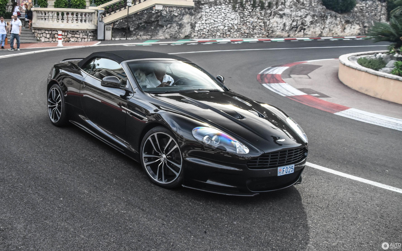 2019 Aston Martin DBS Superleggera Volante | Top Speed  |Aston Martin Dbs Volante