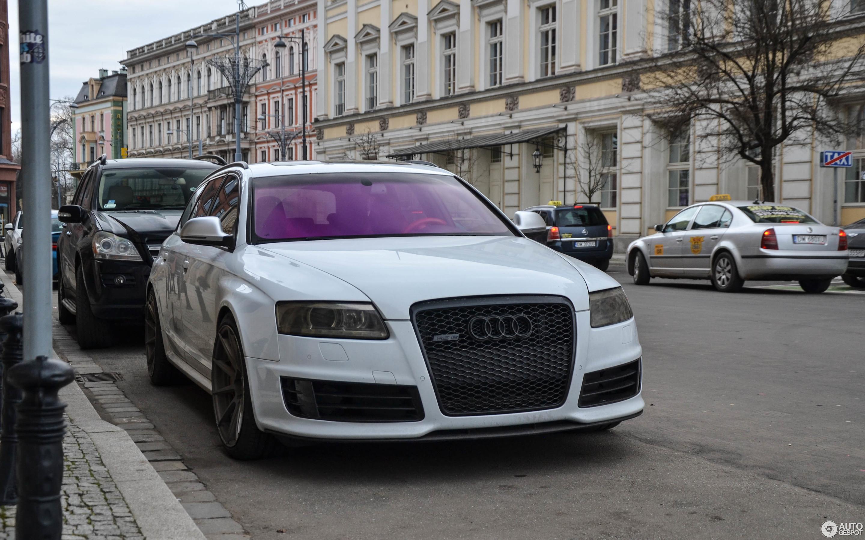 Audi RS6 Avant C6 - 8 January 2018 - Autogespot