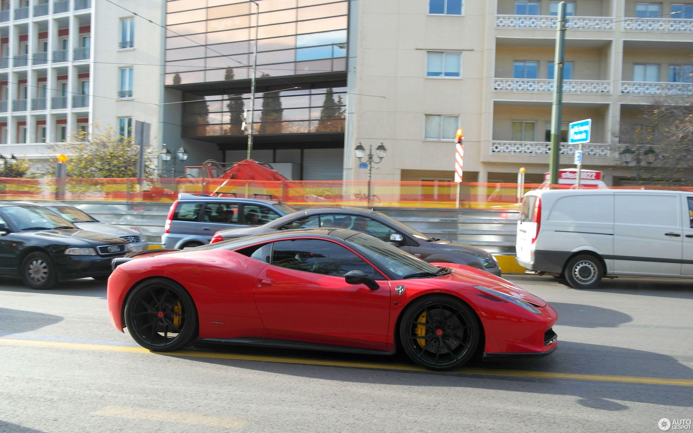 Ferrari 458 Italia Novitec Rosso 8 January 2018 Autogespot