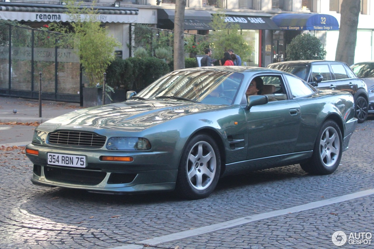Aston Martin V8 Vantage 1994 1999 9 Januar 2018 Autogespot