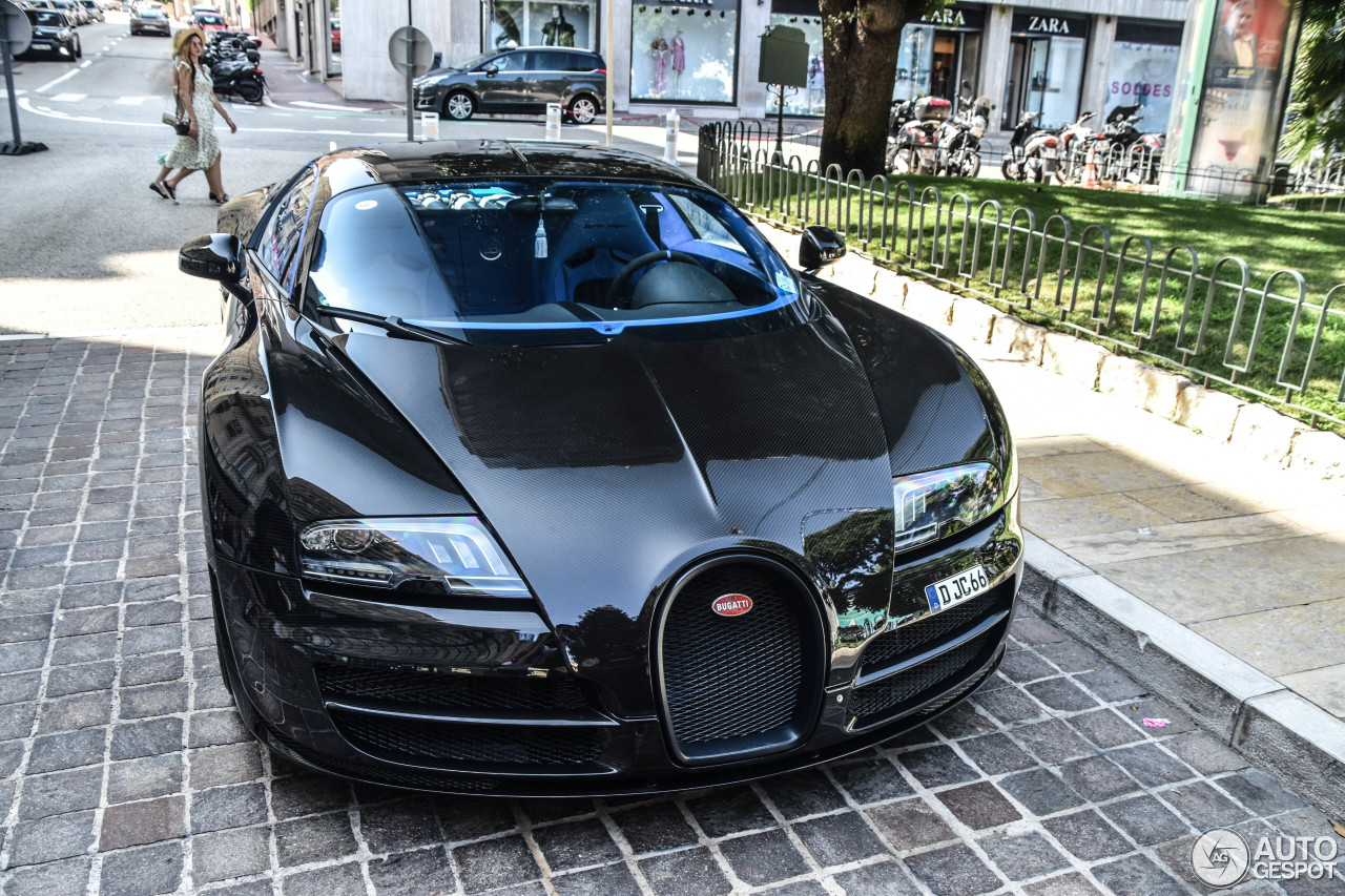 bugatti veyron 16 4 super sport edition merveilleux 9 janvier 2018 autogespot. Black Bedroom Furniture Sets. Home Design Ideas