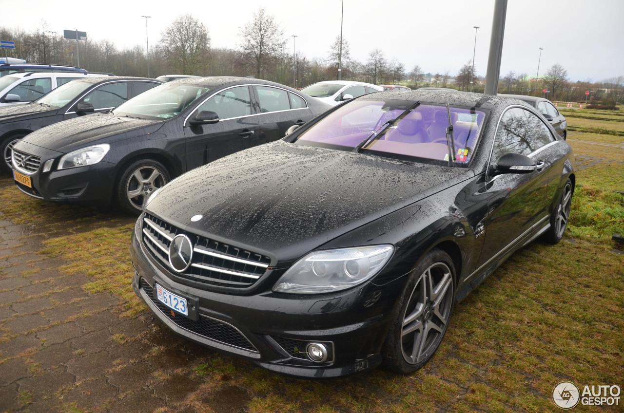 Mercedes benz cl 65 amg c216 9 january 2018 autogespot for Mercedes benz 65 amg