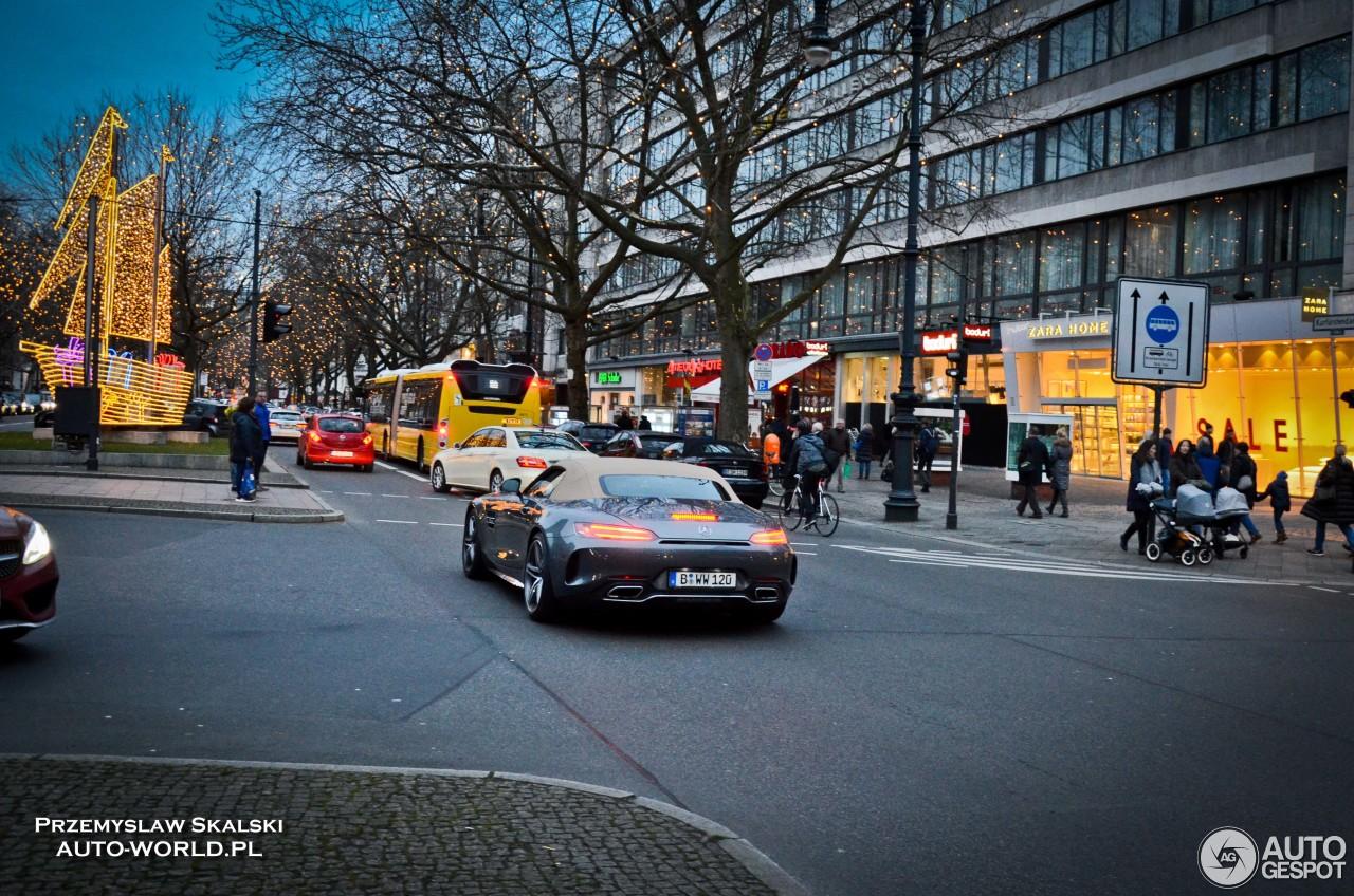Mercedes-AMG GT C Roadster 6