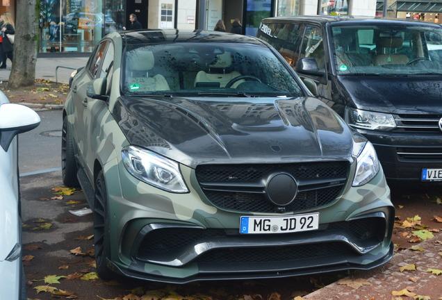 Mercedes-AMG Mansory GLE 63 S Coupe