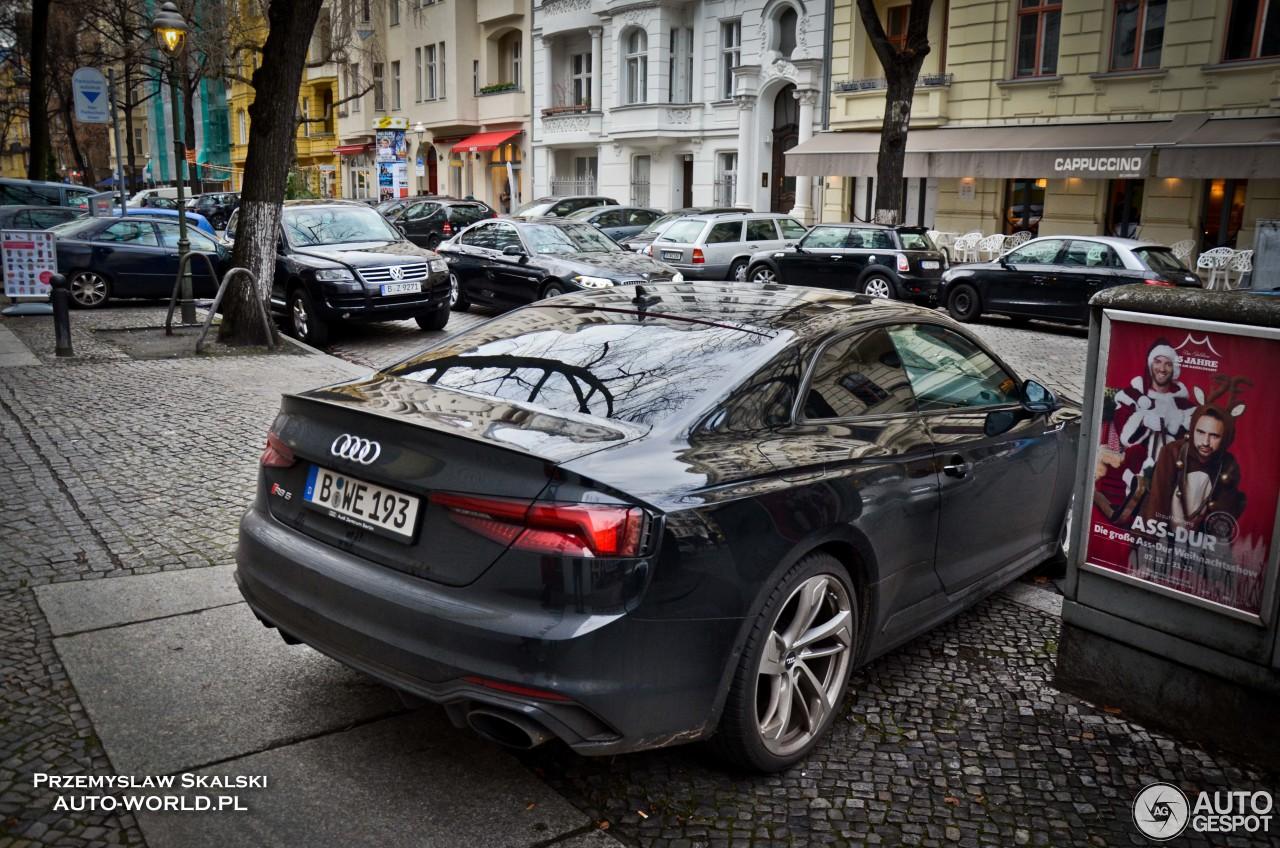 Audi RS5 B9 2