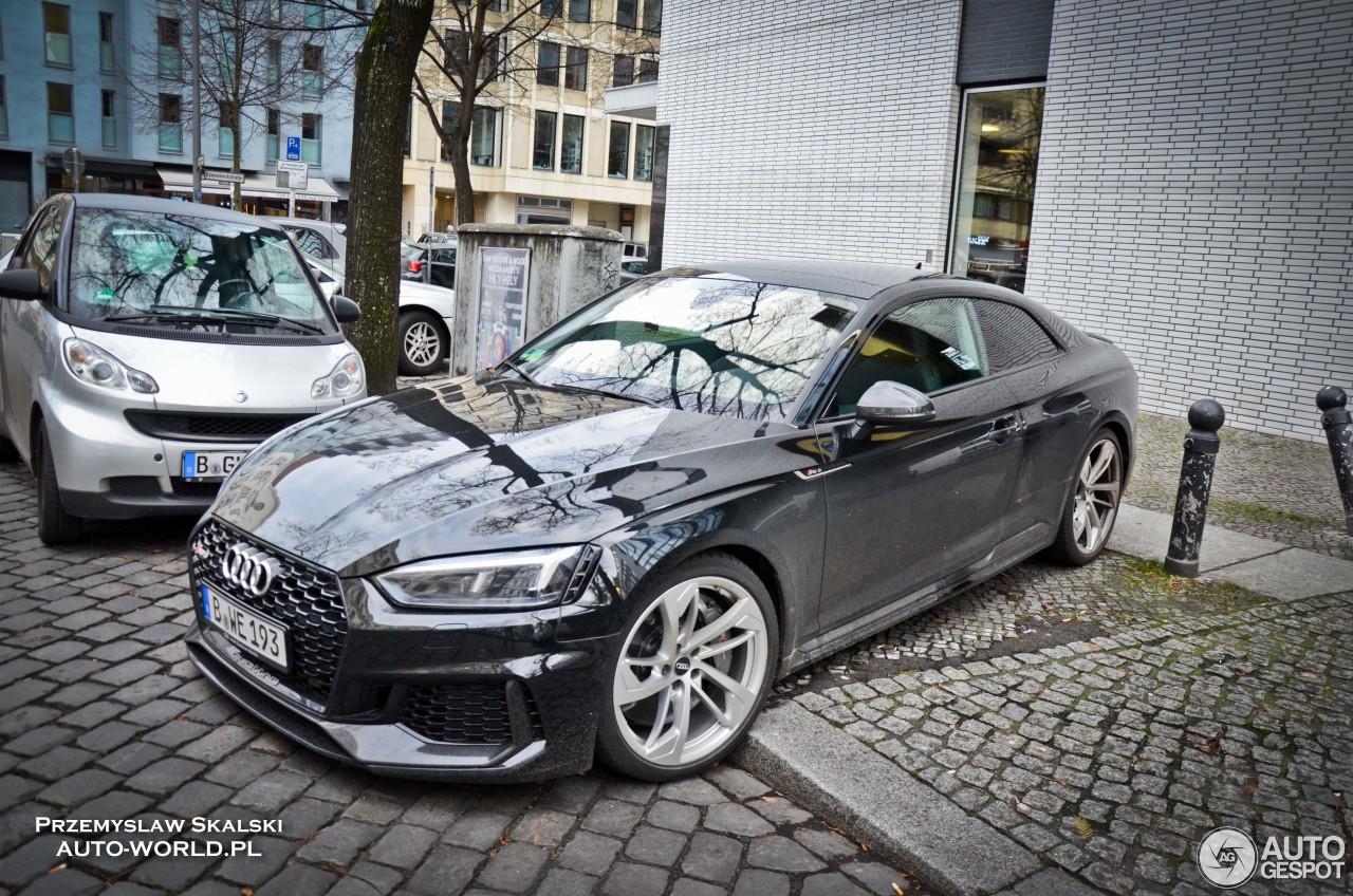 Audi RS5 B9 6