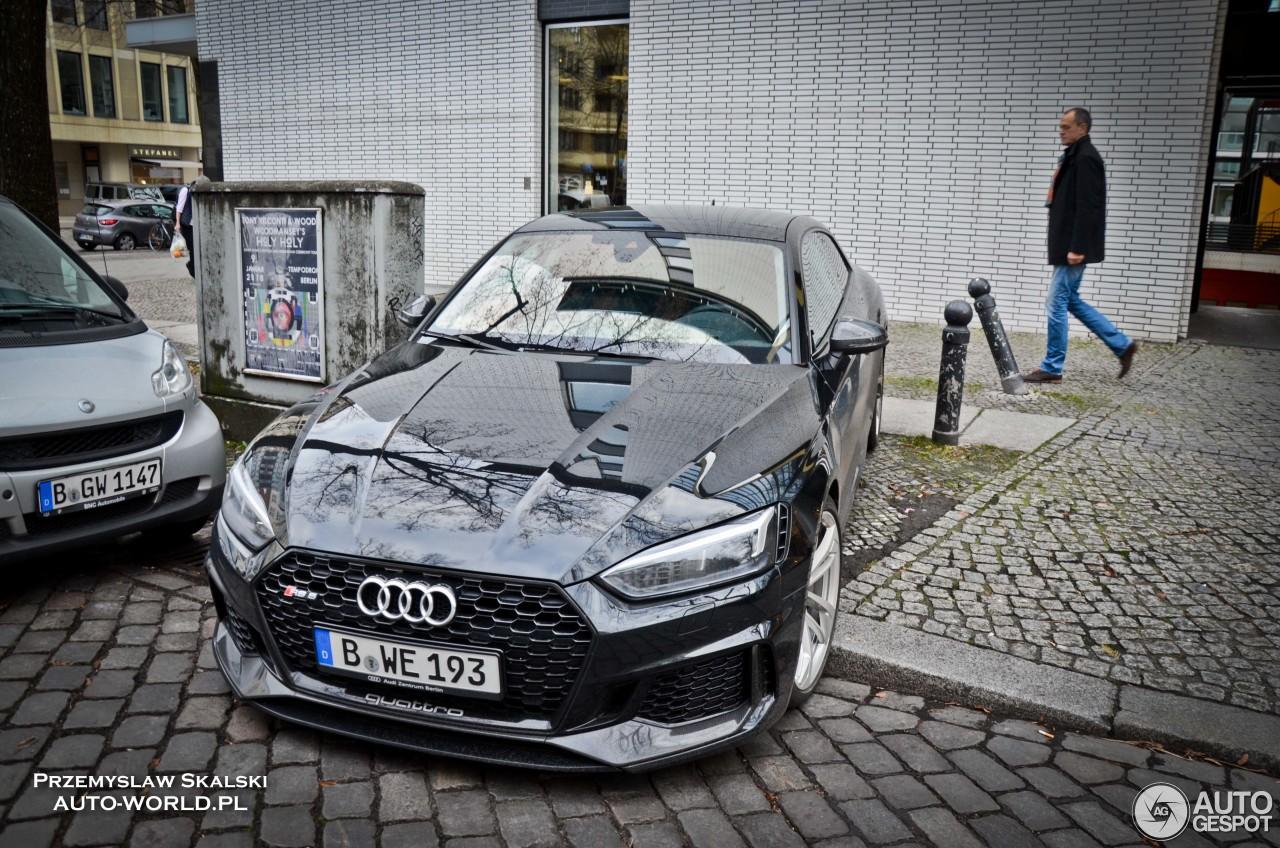 Audi RS5 B9 8