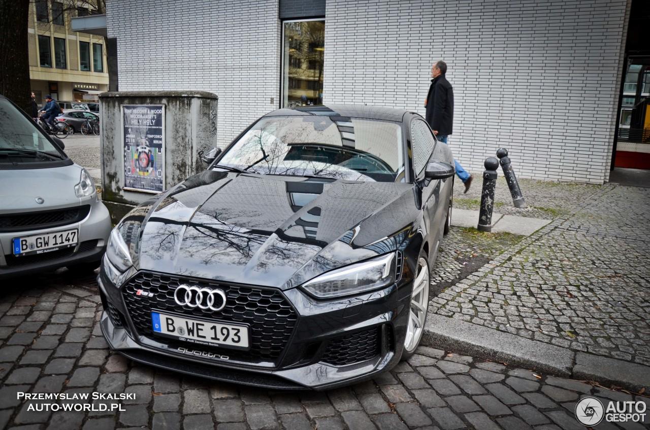 Audi RS5 B9 9