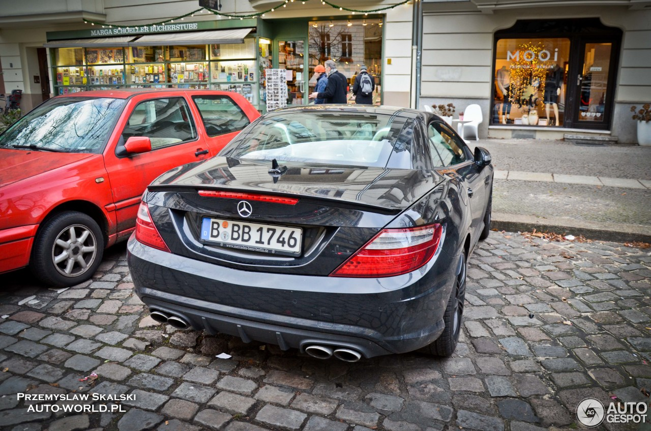 Mercedes benz slk 55 amg r172 11 january 2018 autogespot for Mercedes benz slk 2018