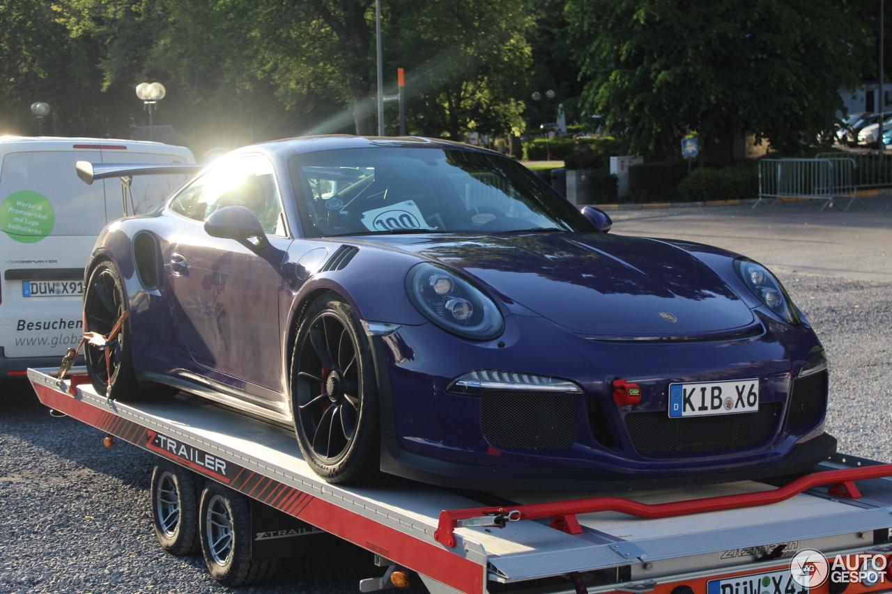 2 I Porsche 991 Gt3 Rs