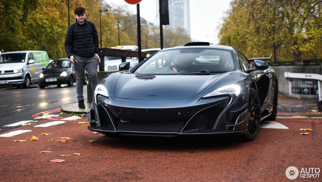 McLaren MSO HS 10