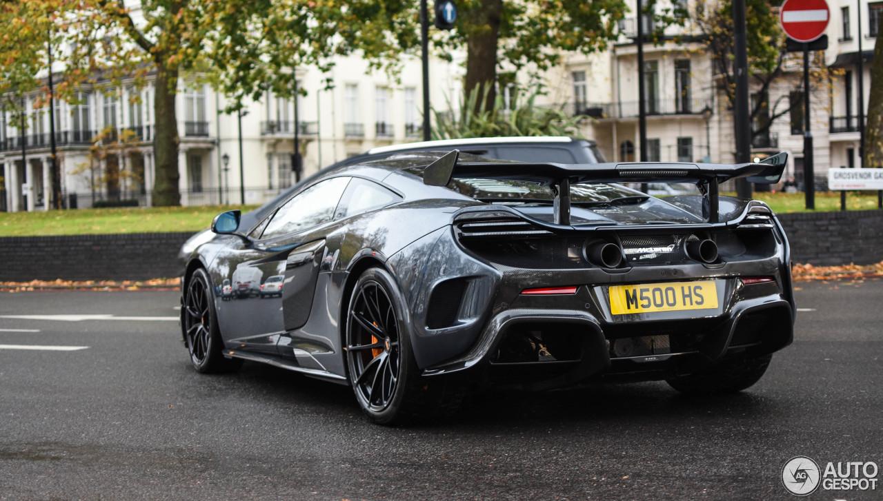 McLaren MSO HS 2